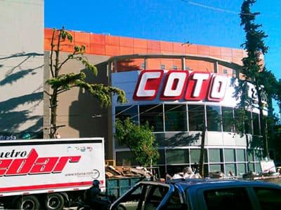Supermercados Coto – Sucursal Monroe (Bs. As.)